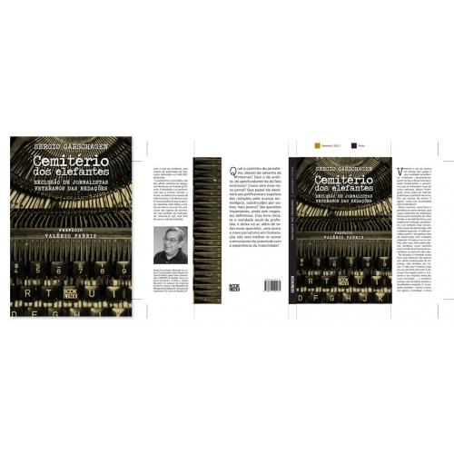 Book Cover cemitério dos elefantes